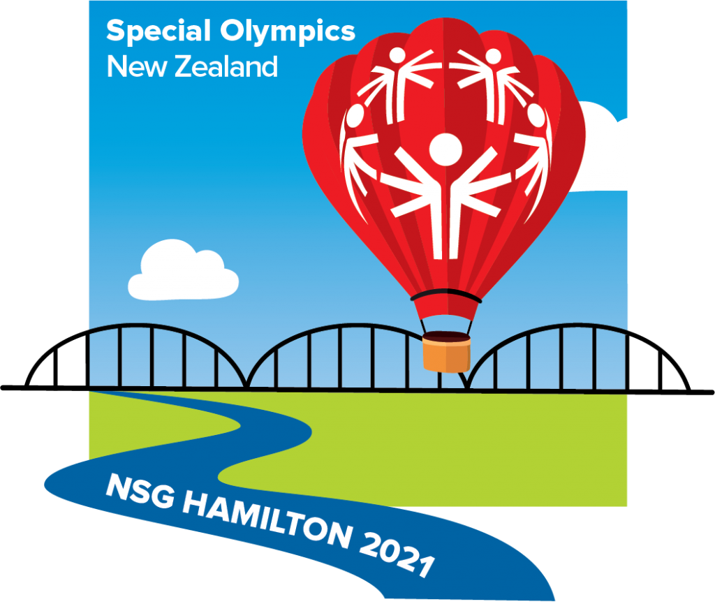 The National Summer Games 2021 Logo