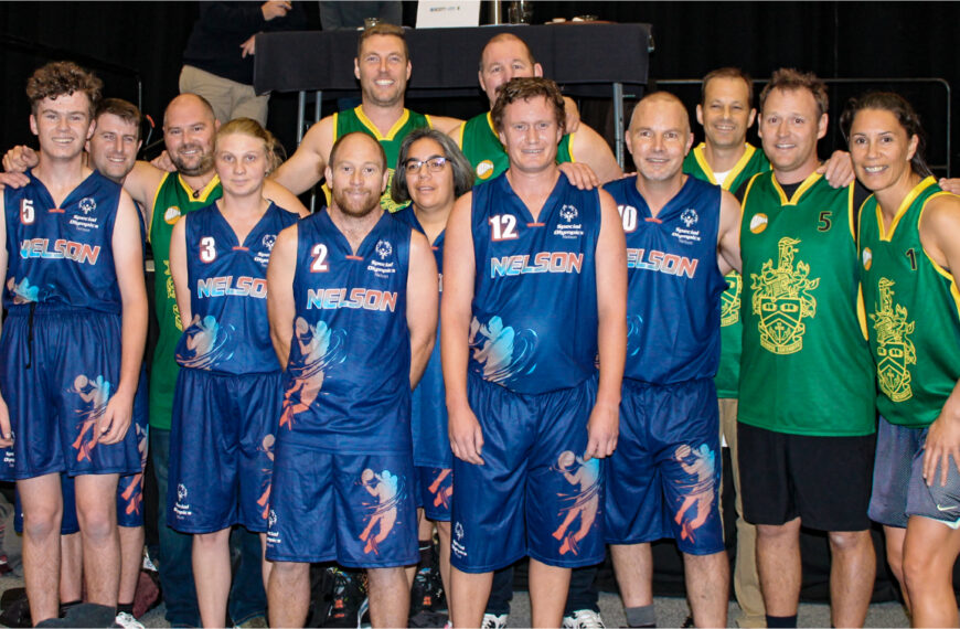Nelson Basketball team set to qualify for National Summer Games