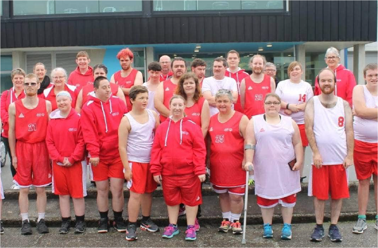 Trailblazing first West Coast Special Olympics team heading for National Games