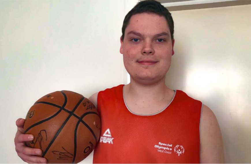 Going to National Games a dream come true for Athlete Reuben
